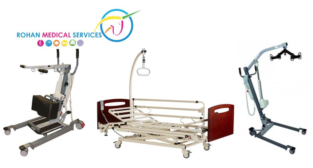 Pourquoi louer un équipement de santé ?